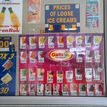 Gatti S Ice Cream Ice Cream Shop Port Elizabeth