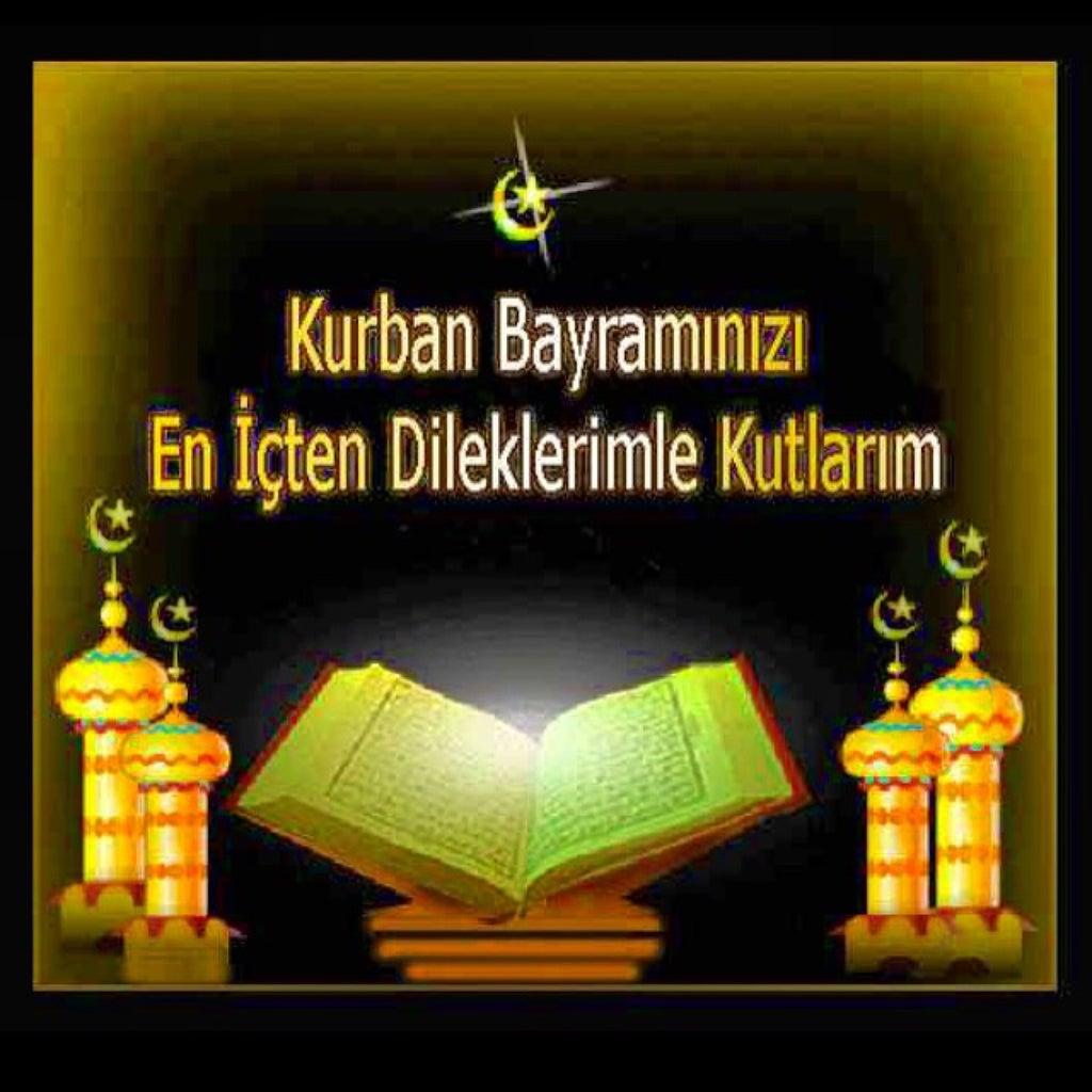 Поздравления на узбекском языке к празднику курбан байрам