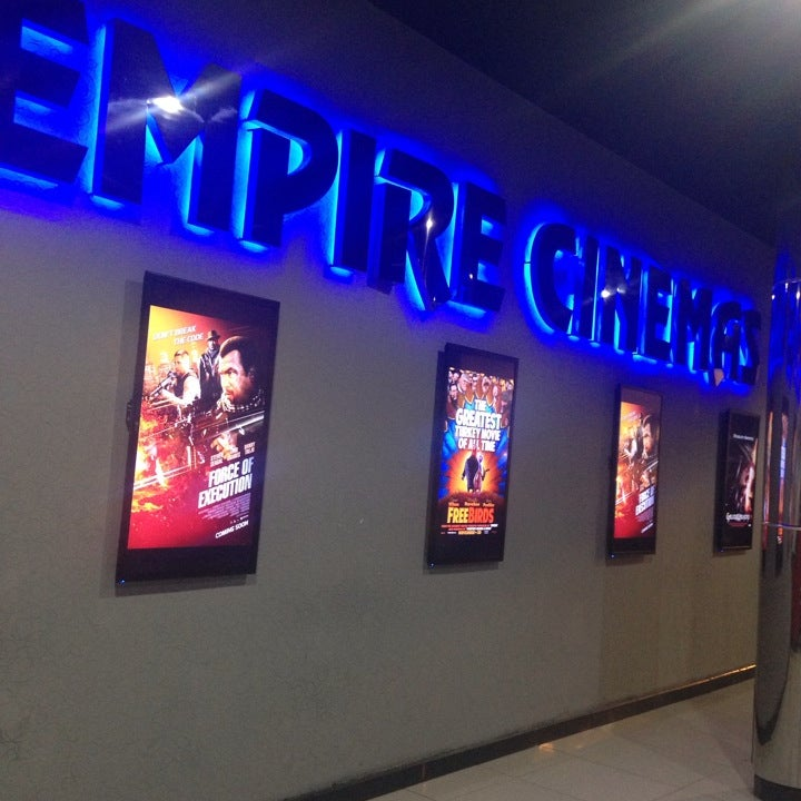 Movie theatres empire