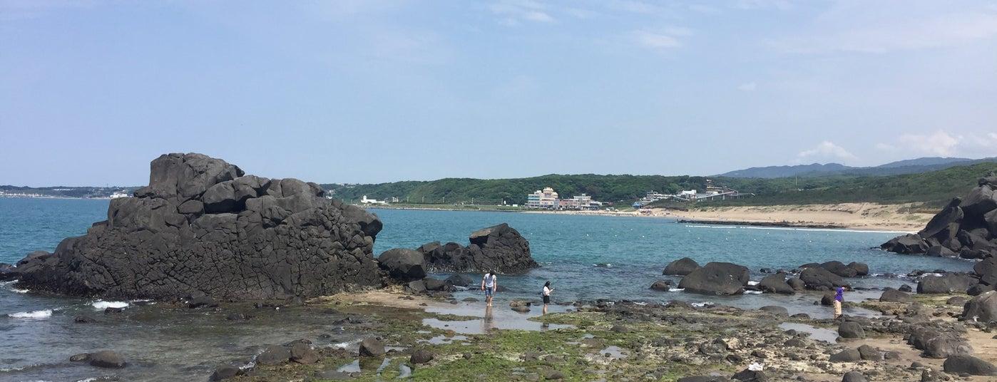 台湾北海岸