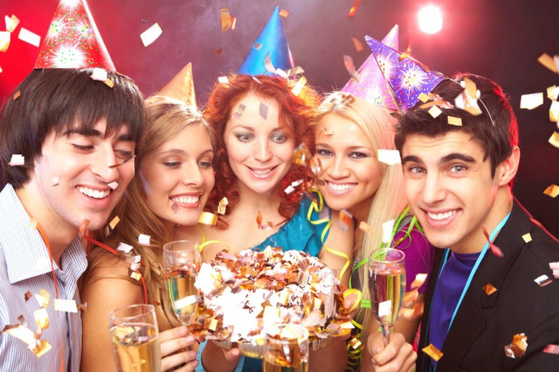 Конкурсы за столом на юбилей 25 лет девушке прикольные с конкурсами