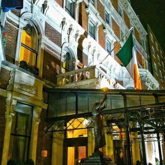 The shelbourne dublin a renaissance hotel