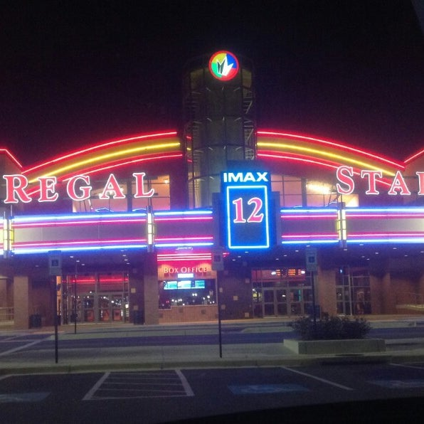 Regal movie cinema stonecrest