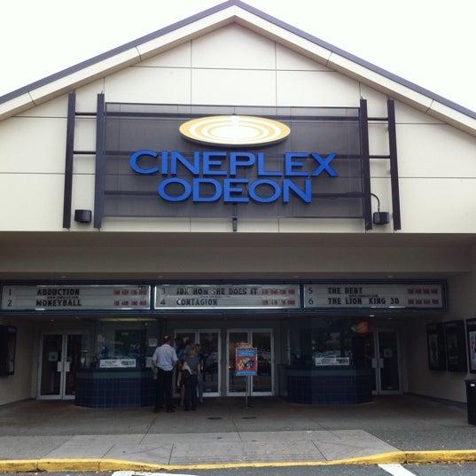 Cineplex Odeon Park amp Tilford Showtimes amp Tickets  V7J