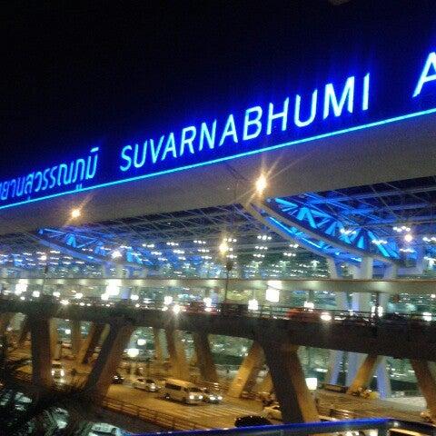 suvarnabhumi airport (bkk) ท่าอากาศยานสุวรรณภูมิ 3503