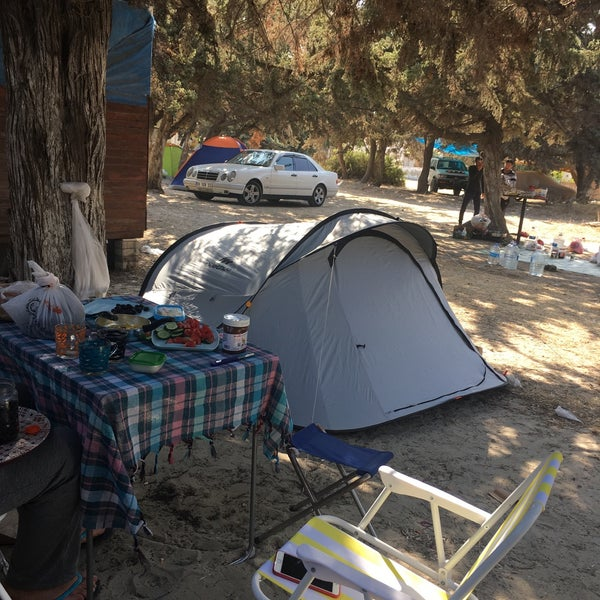 Camping bages