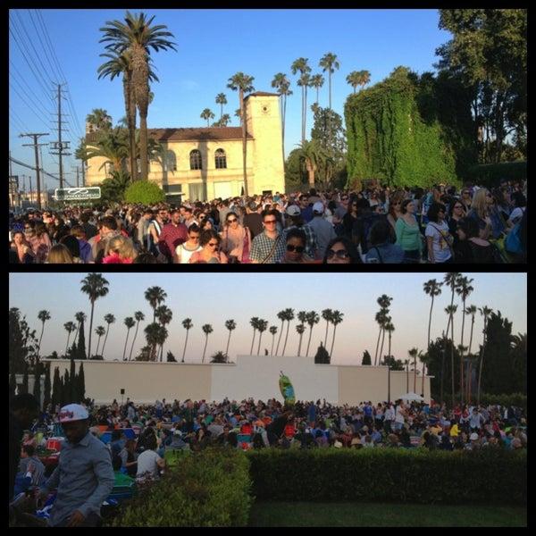 Los angeles movie screenings march
