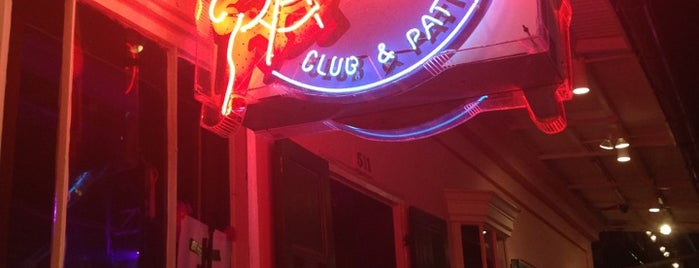 Razzoo Bar Patio Is One Of The 9 Best Nightclubs In French Quarter New