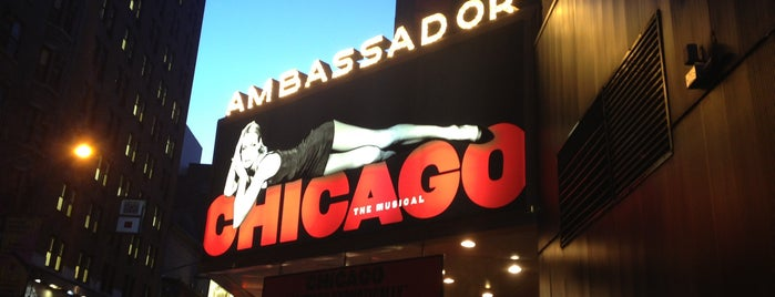 Ambassador adult theater
