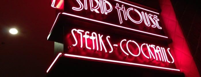 Strip house vegas