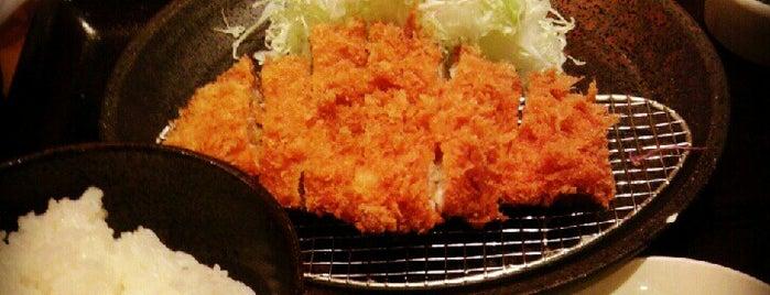 和幸 アークヒルズ六本木店 is one of ... Akasaka Lunch Foursq