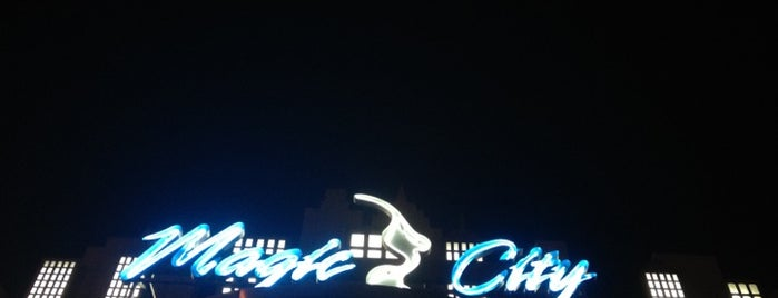 Magic city club