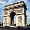 Arc de Triomphe, 写真追加: 2013年7月24日 19:19 水曜日