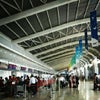 Chhatrapati Shivaji International Airport, Photo added:  Tuesday, December 4, 2012 9:29 AM