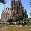 Basilica de la Sagrada Família, Фото додано:  вторник, 23 апреля 2013 г., 23:52