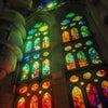 Basilica de la Sagrada Família, Фото додано:  понедельник, 22 июля 2013 г., 18:55