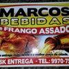 Foto Marcos Bebidas, Quebrangulo