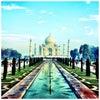 Taj Mahal, Photo added: Wednesday, January 25, 2012 6:00 AM