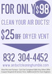 Air Duct Cleaning Humble Texas