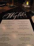 Wyld's Cafe