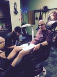 Aaron's Tattoo