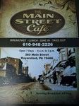 The Main Street Cafe