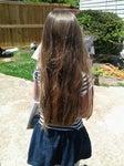 First Hair Clips