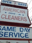 American Drive In Cleaners