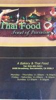 A Bakery & Thai Food