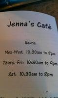 Jenna's Cafe