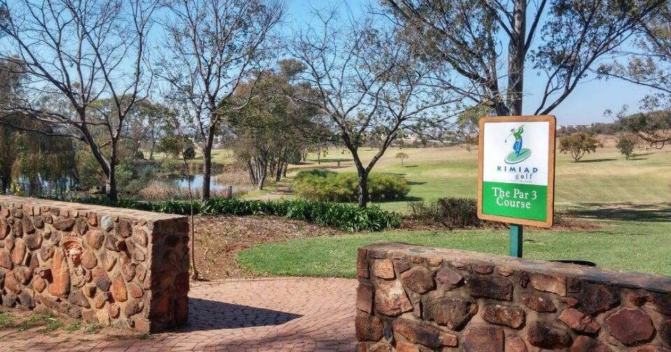 Kimiad Golf Course
