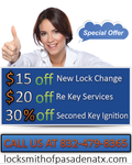 Locksmith Of Pasadena TX