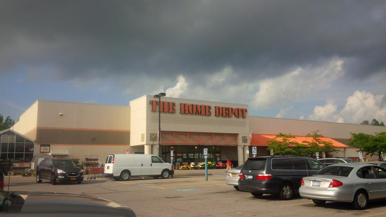 The Home Depot at 2065 Niagara Falls Blvd Amherst, NY - The Daily Meal