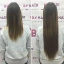 By hair, студия идеальных волос