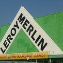 Leroy Merlin, сеть гипермаркетов товаров для дома и дачи