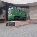 Станция Нижневартовск-1, железнодорожный вокзал
