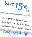 Locksmith in San Antonio Texas