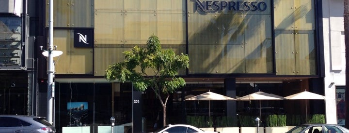 Nespresso Boutique is one of The 15 Best Places for Paninis in Beverly Hills.