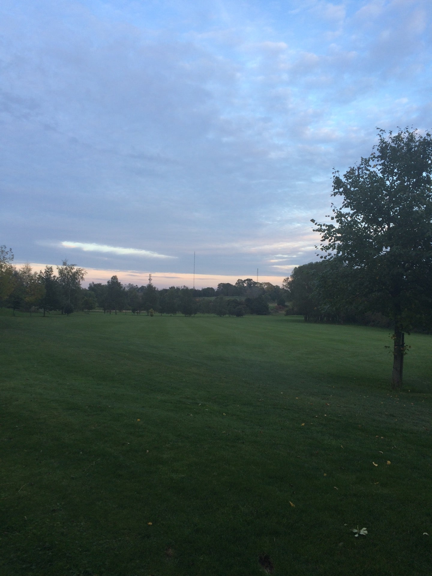Ansty Golf Centre