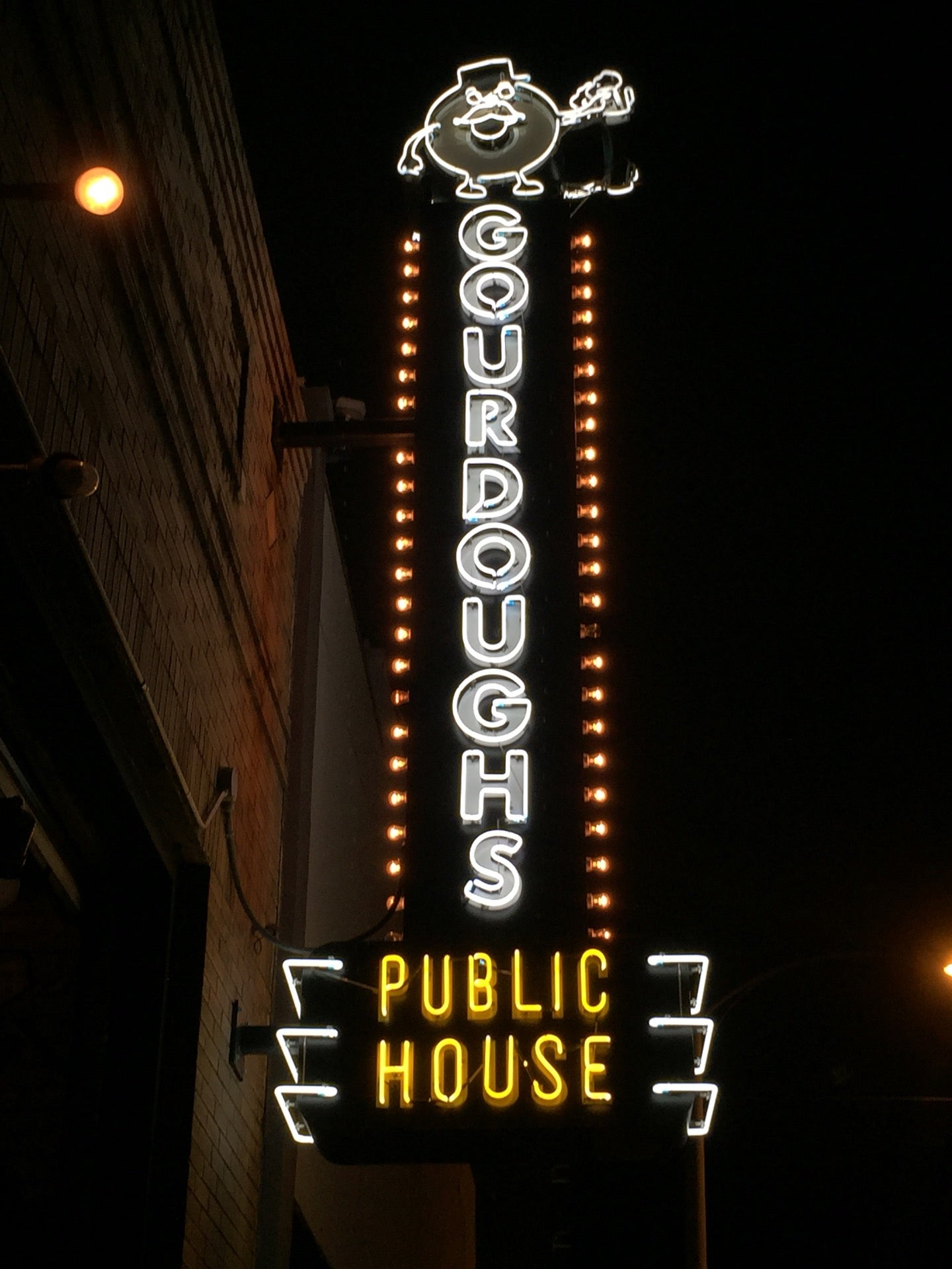 Gourdoughs Public House at W 5th St Ste B at Lavaca St
