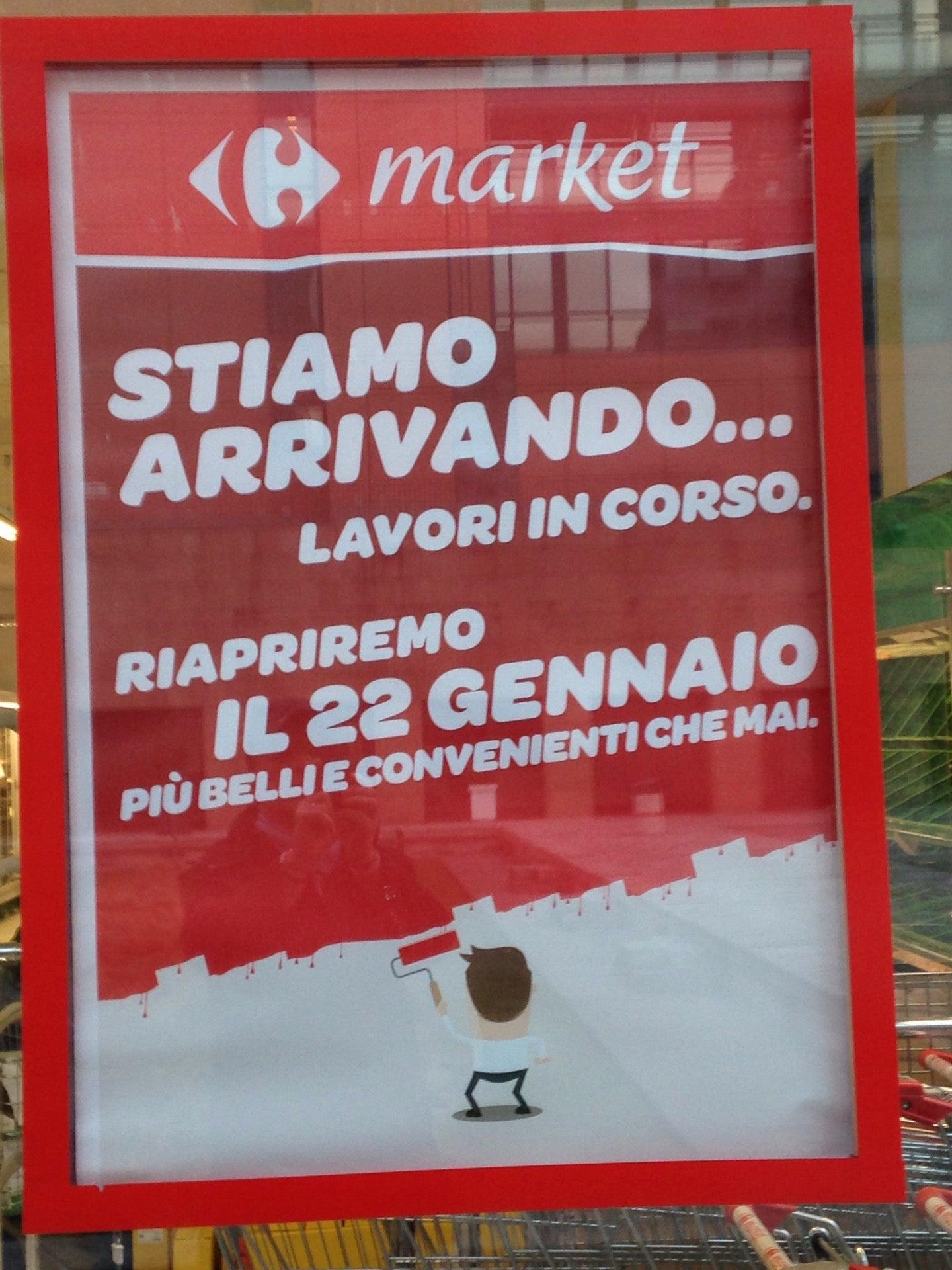 Outlet Bicocca - Carrefour (Piazza della Trivulziana, 6, 20126 ...