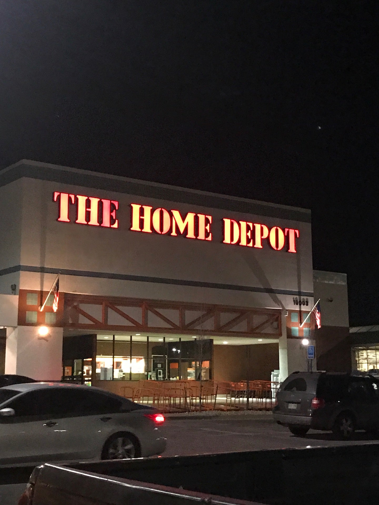 The Home Depot at Grant Street Denver CO