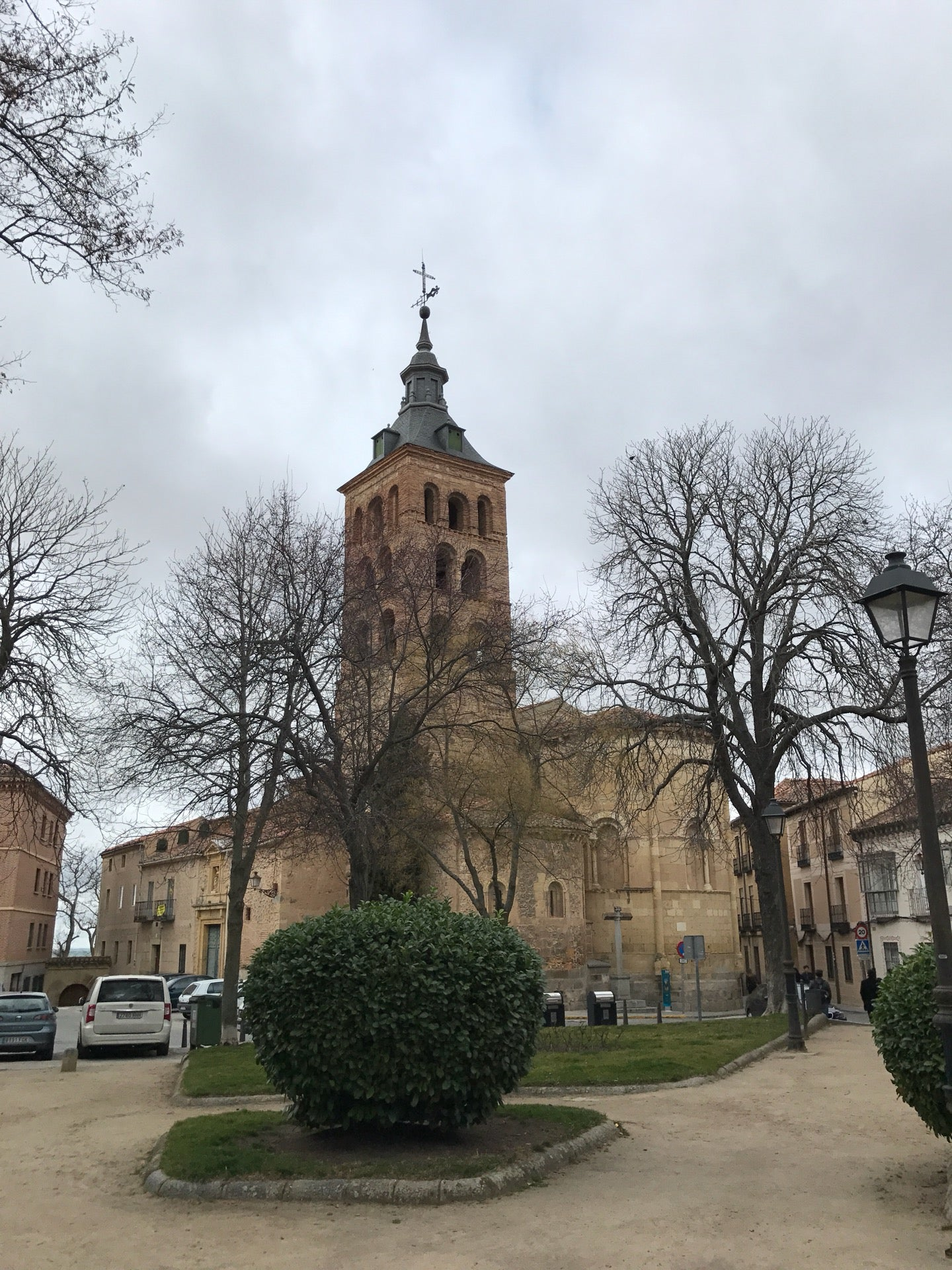 Plaza de la Merced