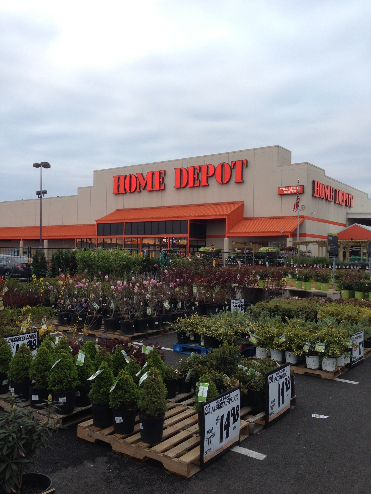 The Home Depot at 1232 W North Ave Chicago IL