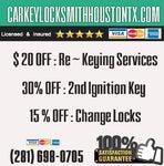Car key Locksmith Houston TX