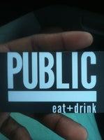 PUBLIC eat+drink