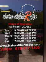 Natural Hair Rocks Salon
