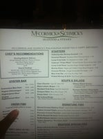 McCormick & Schmick's Seafood and Steaks