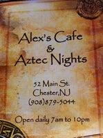 Alex's Cafe & Aztec Nights