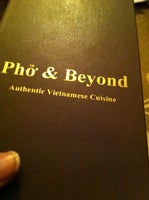 Phò And Beyond